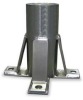 Hoist Floor Mount Sleeve, Steel -- 1XEP9
