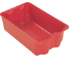LEWISBins+ Plexton Stack-N-Nest® Fiberglass Containers -- 5271402