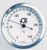Bi-Metal Stem Thermometer -- Q / QP Series