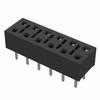 Rectangular Connectors - Headers, Receptacles, Female Sockets -- SAM15656-ND -Image