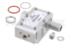 Type N M/F In/Out Coax RF Surge Protector, 100MHz - 512MHz, DC Block, 750W, IP67, 20kA, Filter, Bracket Toward Body -- PE73SP1036 -Image