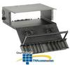 Panduit® Opticom QuickNet Rack Mount Fiber Enclosure.. -- FCE4U