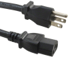 Power, Line Cables and Extension Cords -- AE10727-ND -Image