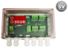 Load Cell Junction Box with Fault Monitoring Alarm -- LCI
