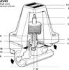 Air Vent for Steam Systems -- AV45