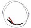 Temperature sensor Pt1000 for gas and liquid measurements, -50...+220 C -- Gossen Metrawatt TF220 (Z102A)