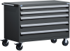 Heavy-Duty Mobile Cabinet -- R5BKG-3010 -Image