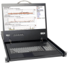 NetCommander 16-Port Cat5 1U Rack-Mount Console KVM Switch with 19-in. LCD -- B070-016-19