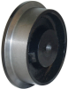 Cast Iron Flanged Wheels - Image