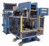 75 Ton Hydraulic C-Frame -- Triple-Hit Rivet Machine - Image