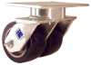 Dual Wheel Caster -- 2-65 Series-Image