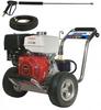 BE Professional 4000 PSI Pressure Washer w/ Honda GX Engine -- Model PE-4013HWPSCOMZ