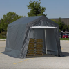 KING CANOPY Outdoor Storage Shed -- 2901400
