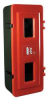 Fire Extinguisher Cabinet,Capacity 20 Lb -- 6ATL5