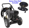 PowerBOSS 3800 PSI Pressure Washer w/ Honda Engine -- Model 20454-BONUS