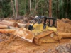 Caterpillar 527 Track Skidder
