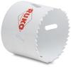 Hole Saw: bi-metal HSS-Co8, 2-1/8 inch (54mm) diameter -- 126054