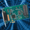 Isolated Input Relay Card with COS -- PCIe-IIRO-16 - Image
