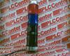 DANAHER CONTROLS SL4-120-RBKK-CR ( STACK LIGHT ASSEMBLY RED/BLUE/BLACKX2 220/240VAC ) - Image