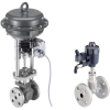 Type 8803 - Process valve system with pilot valves and position feedbacks -- 8803 -Image
