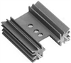 Heatsinks for TO-220 devices -- E Series