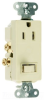 Combination Switch/Receptacle -- 681-ICC6 -- View Larger Image