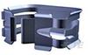 Automotive Connector EMC Shielding -- 353819-1 - Image