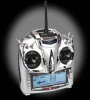 JR 11X 2.4GHz Transmitter with R921 Receiver - Mode 2 -- 0-JRP1100