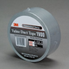 3M™ Value Duct Tape 1900 Silver, 2.83 in x 50 yd 5.8 mils, 12 per case Individual Wrap -- 70006412434