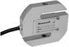 Model 102 Load Cell: 100 Kg, -20 °C to 55 °C [-5 °F to 130 °F] temperature compensation, non-amplified (mV/V), PVC cable, 1,5 m [5 ft] cable length, radial  electrical exit orientation -- 060-J935-05 - Image