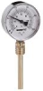 Lead Free* Bottom-Entry Bimetal Thermometer -- LFTBR - Image
