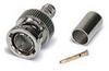 75 Ohm BNC Crimp Plug -- 10-03001-204 - Image