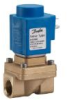 Assisted Lift Operated 2/2-way Solenoid Valves EV250B Series -- EV250B 10 - Image