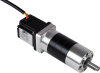 42mm Brushless DC Gearmotor, 30W, 100:1 Ratio -- BL030-H03-GP100 - Image