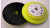 3M 20279 Yellow Disc Pad - 7 in DIA - 1 in Thick - 5/8 - 11 Internal Thread Attachment -- 051141-20279 -- View Larger Image
