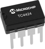 Power MOSFET Drivers -- TC4424