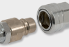 Full Flow Compressed Air Coupling For Railway -- GPL -Image