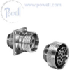 Amphenol 10-803853-12P MIL-C-26500 Circular Bayonet or Threaded Connectors -- 10-803853-12P