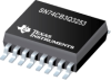 SN74CB3Q3253 Dual 1-of-4 FET Multiplexer/Demultiplexer 2.5-V/3.3-V Low-Voltage High-Bandwidth Bus Switch -- 74CB3Q3253DGVRG4 -Image