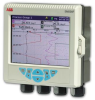 Field Mountable Paperless Videographic Recorder -- SM500F