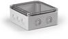 Polycarbonate Electrical Enclosure -- SPCK131306T.U -Image