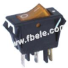 Single-pole Rocker Switch -- IRS-1-2C ON-OFF - Image