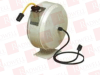 DURO HOSE REELS 2753-E ( SERIES 2751-E ENCLOSED CORD REELS (SHOP) 30 AMPS, SINGLE ENCLOSED REEL WITH 50 FT. 12/3 WIRE 20 AMP ) -- View Larger Image