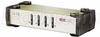 Aten Desktop 4 port PS/2-USB KVM Switch -- CS84U