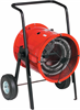 Comfort Air Heater - Forced Air - Portable Spot Industrial Salamander Blower Heater -- DRA -Image