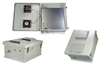 18x16x8 Inch 120 VAC Weatherproof Enclosure with Solid State Fan Controller -- NB181608-10FS -Image