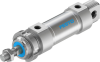 Round cylinder -- DSNU-32-25-P-A -Image