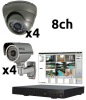 8 Channel Value CCTV System