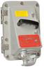 Receptacle,480V EHD Breaker,60A,2W,3P -- 11Y247