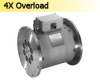 Precision Digital Torquemeters - 4X, Flanged -- 49700V Series